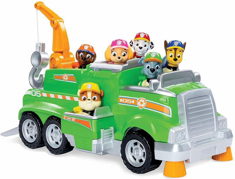 Žaislinis automobilis Paw Patrol, 6052962
