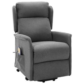 Tugitool VLX Massage 324031, helehall, 98 cm x 68 cm x 100 cm