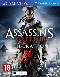 Assassin´s Creed III: Liberation PSV