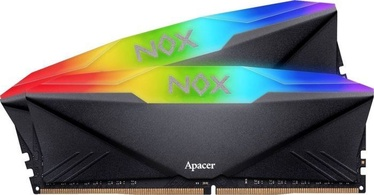 Apacer NOX RGB 16GB 3200MHz CL16 DDR4 KIT OF 2 AH4U16G32C08YNBAA-2