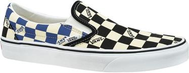 Кроссовки Vans Classic, синий/белый/черный, 42.5