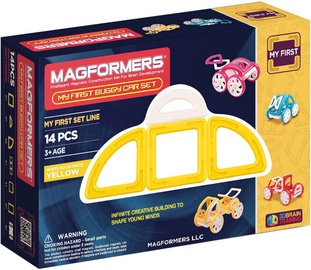 Magformers My First Buggy Car Set 63144