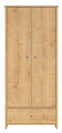 Black Red White Porto 2D Oak Burlington