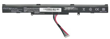 Mitsu Battery for Asus A550E K550E 2200mAh