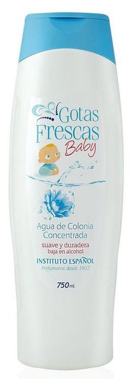 Одеколон Instituto Español Gotas Frescas Baby Concentrated EDC, 750 ml