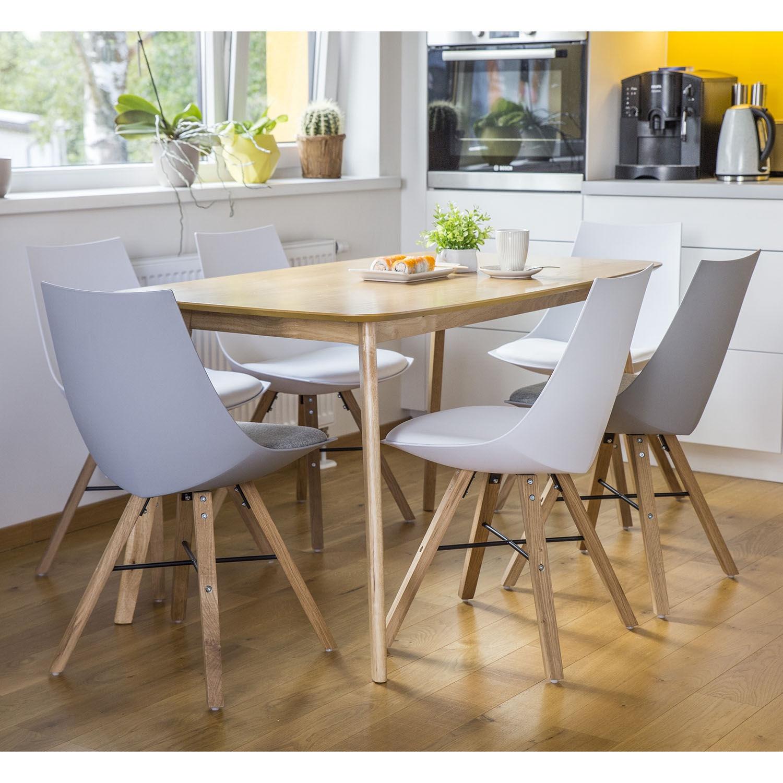 Dining Room Sets.Home4you Dining Room Set Enrich Gray Oak K208942
