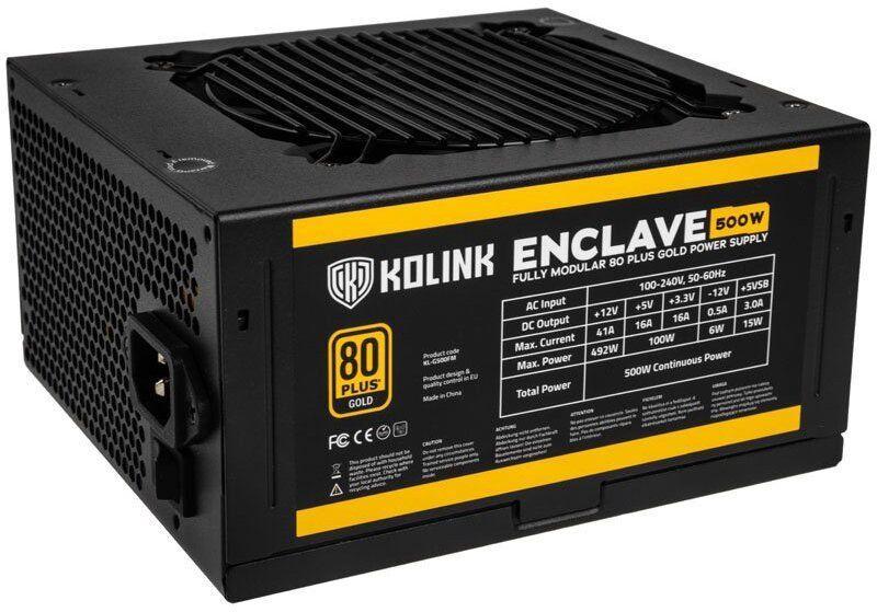 Kolink Enclave Series PSU 500W