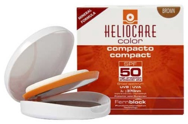 Heliocare Color Compact SPF50 10g Brown