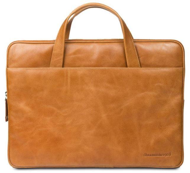 """Dbramante1928 SILKEBORG Notebook 15"""" Brown"""