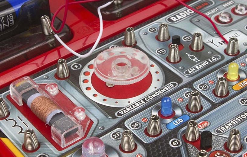 Juguetronica Electronics Lab Kit