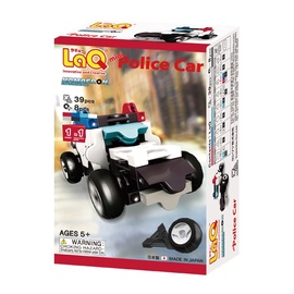 Konstruktorius LAQ Hamacron Mini Police Car
