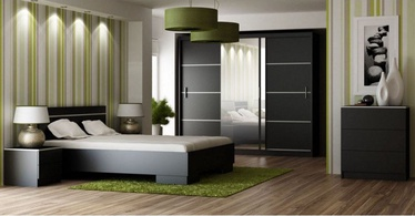 Stolar Bedroom Set Vista Black