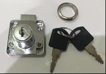Baldinė spyna Vagner SDH YS138-22, 16 x 20 mm
