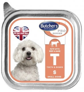 Butchers Pro Series Pate With Beef And Game 150g