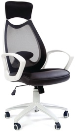 Biroja krēsls Chairman 840 TW11\TW-01 Black/White