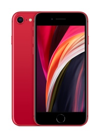 Mobilusis telefonas Apple iPhone SE 2020 Red, 256 GB