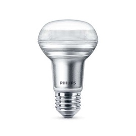 Led lamp Philips R63, 4.5W, E27, 2700K, 345lm, DIM