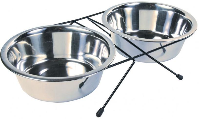 Trixie Dog Eat on Feet Bowl Set 24cm