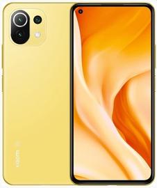 Мобильный телефон Xiaomi Mi 11 Lite, желтый, 8GB/128GB