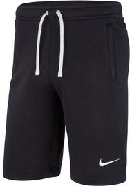 Nike Men's Shorts M FLC Team Club 19 AQ3136 010 Black M