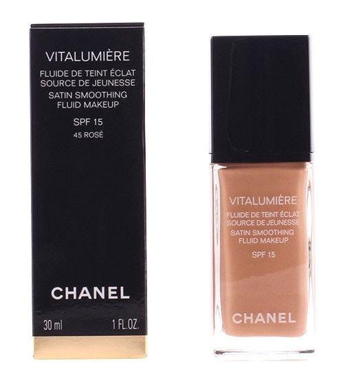 Chanel Vitalumiere Fluid Makeup 30ml 45