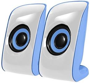Tracer Chronos Speakers 2.0 White