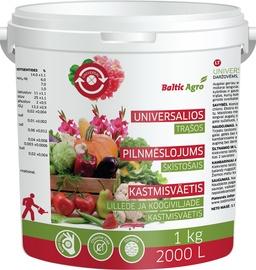 Mēslojums Baltic Agro Soluble Fertilizer 1kg