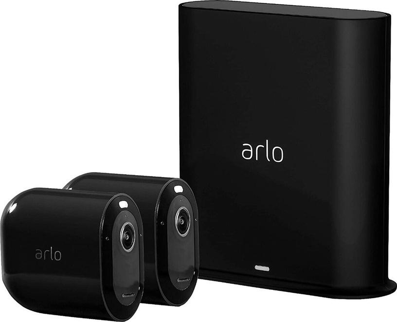 Arlo Pro 3 Set of 2 Black