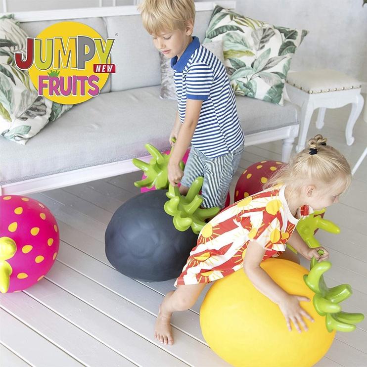 Šokinėjimo kamuolys Gerardos Toys Jumpy Fuits paprastoji tekšė