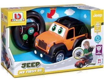 Žaislinis rc automobilis jeep wrangler 16-92002