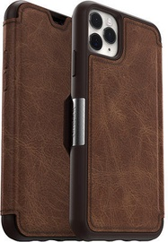Otterbox Strada Series Book Case For Apple iPhone 11 Pro Max Brown
