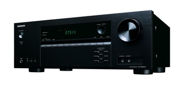 ONKYO TX-NR474 5.1-Channel Network A/V Receiver Black