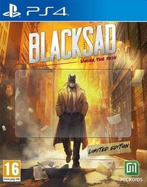 Игра для PlayStation 4 (PS4) Blacksad: Under the Skin Limited Edition PS4