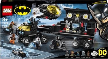 Конструктор LEGO® DC Мобильная база Бэтмена 76160