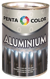 Emaljas krāsas Pentacolor Aluminium, 0,9l