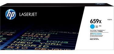 Тонер HP 659X, циановый (cyan)