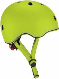 Ķivere Globber Go Up Lights, zaļa, 450 - 510 mm