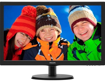 "Monitorius Philips 223V5LHSB, 21.5"", 5 ms"