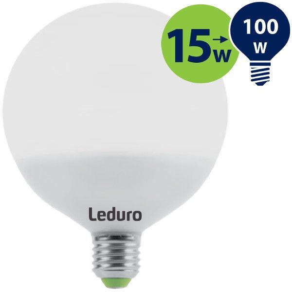 Leduro LED G120 E27