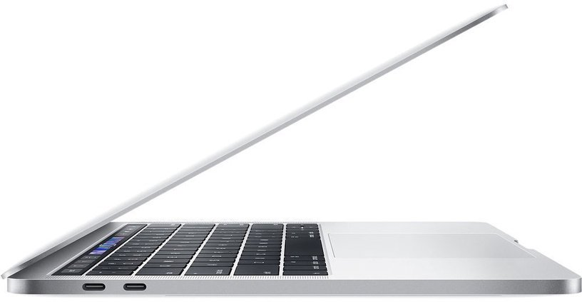 """Apple MacBook Pro 13.3"""" with Touch Bar 2019 Mojave Silver MUHQ2ZE/A"""