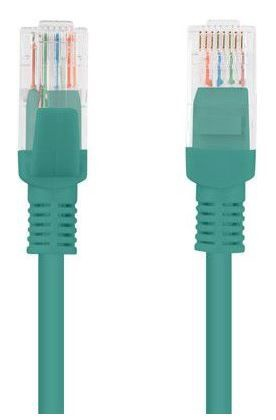 Lanberg Patch Cable FTP CAT5e 0.25m Green