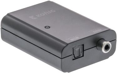 Konig Digital Audio Converter TosLink Female - S/PDIF KNACO2501