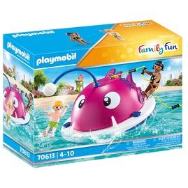 Konstruktors Playmobil Swimming Island 70613, 24 gab.