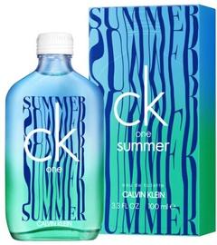 Tualetes ūdens Calvin Klein CK One Summer 2021 EDT, 100 ml