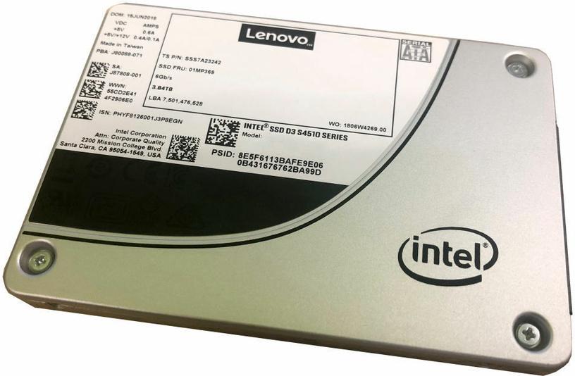Lenovo ThinkSystem Intel S4510 960GB SATAIII SSD 4XB7A10249