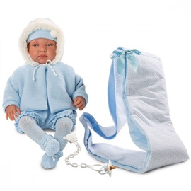 Llorens Doll Bebo In The Sling 44cm 84421