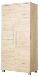 Bodzio Wardrobe Panama PA01 Light Sonoma Oak