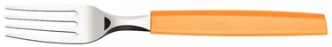Tramontina Munique Table Fork Orange