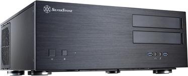 SilverStone GD08 Grandia HTPC ATX Black