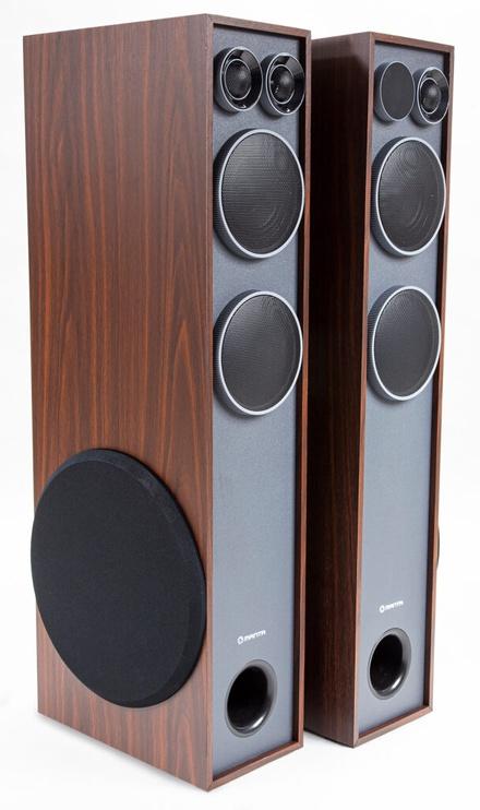 Muusikakeskus Manta SPK720, 100 W, pruun/must